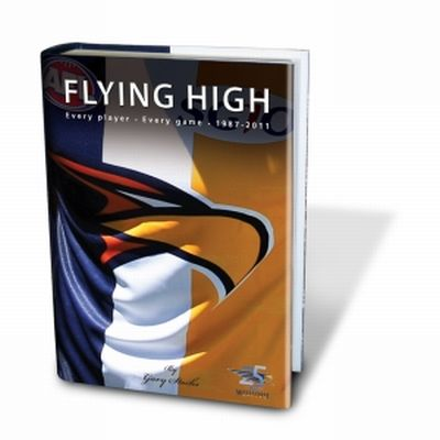 West Coast Eagles Online Auctions - Flying High Book