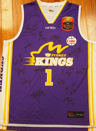 new arrival dac7f 75539 Sydney Kings Online Auctions